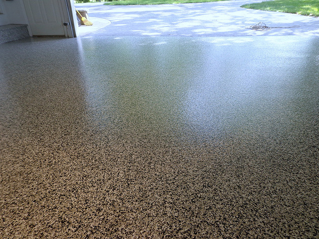 Epoxy Flooring Baton Rouge, LA | Superior Concrete Tech