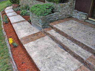 Stamped Concrete Baton Rouge, LA   Superior Concrete Tech