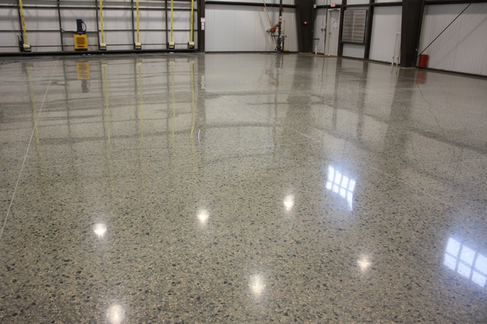 Polished Concrete Baton Rouge City, UT | Superior Concrete Tech