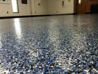 Epoxy Garage Flooring Baton Rouge, LA | Superior Concrete Tech