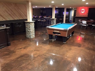Concrete Marble Epoxy Flooring | Baton Rouge Louisiana | Superior Concrete Tech