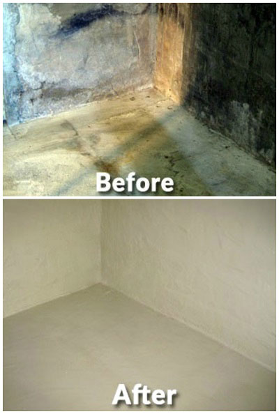 Basement Waterproofing | Baton Rouge Louisiana | Superior Concrete Tech