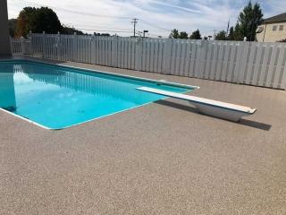 Pool Deck Resurfacing Baton Rouge, LA | Superior Concrete Tech