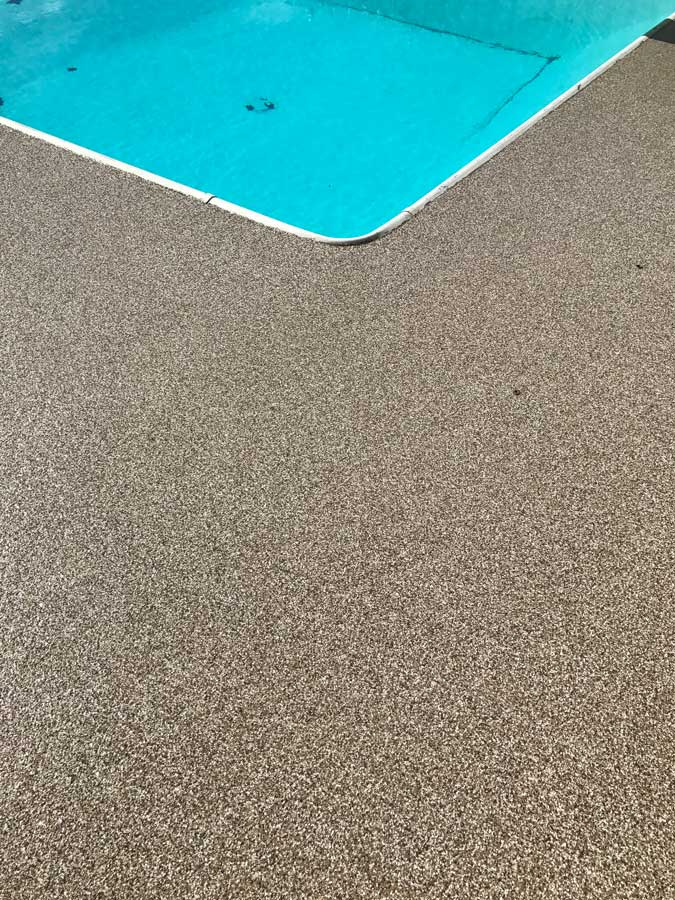 Pool Deck Resurfacing Baton Rouge, LA | Superior Concrete Tech
