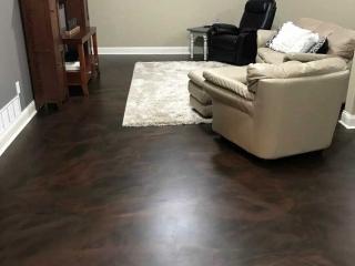 Concrete Marble Flooring | Baton Rouge Louisiana | Superior Concrete Tech
