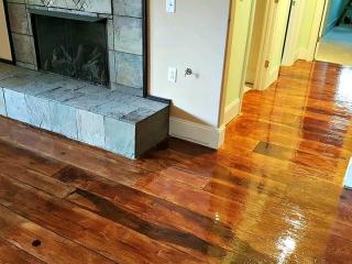 Rustic Concrete Wood | Decorative Concrete Resurfacing | Baton Rouge Louisiana