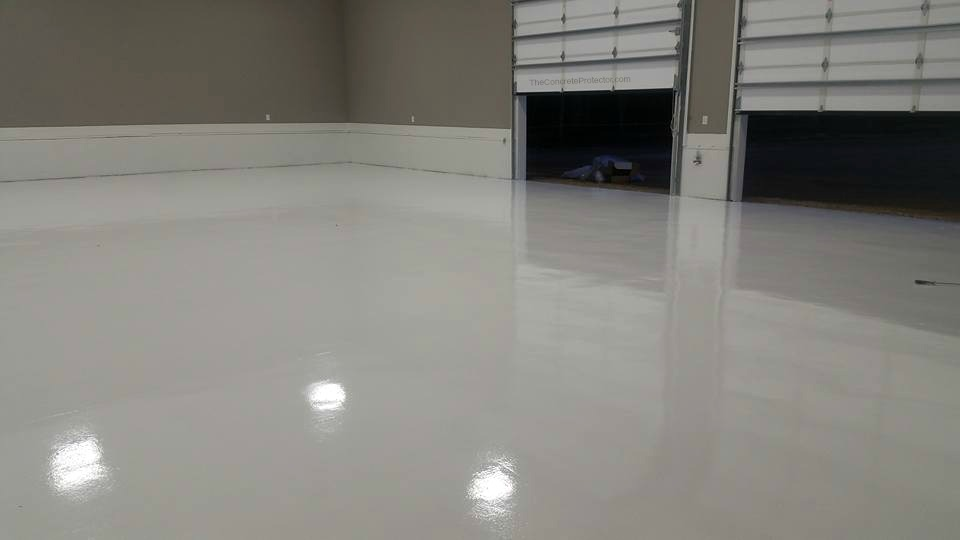 Industrial Concrete Coatings | Baton Rouge, Llouisiana
